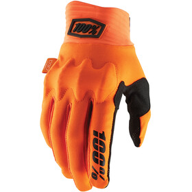 100% Cognito Handschoenen, orange/black